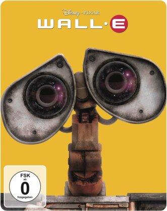 Wall-E (2008) (Steelbook, 2 Blu-rays)