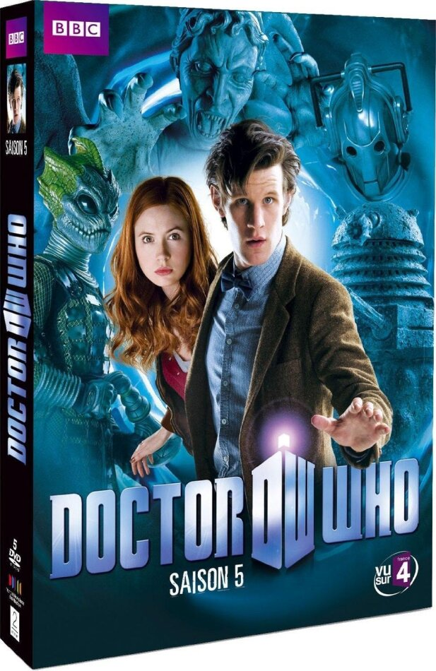 Doctor Who - Saison 5 (5 DVDs)