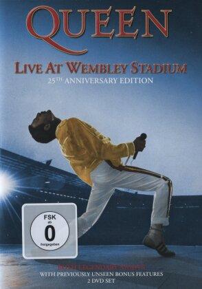 Queen - Live at Wembley Stadium (Édition 25ème Anniversaire, 2 DVD)