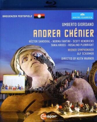 Wiener Symphoniker, Ulf Schirmer, … - Giordano - Andrea Chénier (C Major, Unitel Classica, Bregenzer Festspiele)