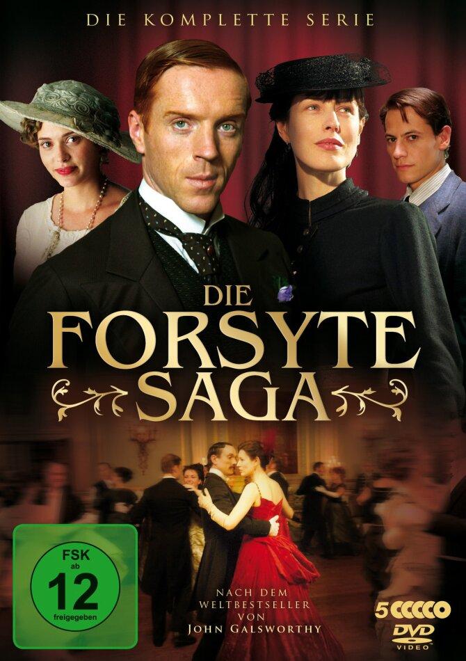 Die Forsyte Saga - Gesamtbox (5 DVD)