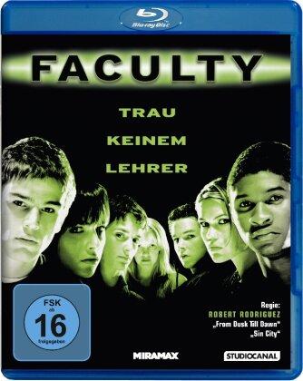 Faculty - Trau keinem Lehrer (1998)