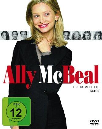 Ally McBeal - Die komplette Serie (30 DVDs)