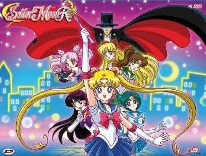 Sailor Moon R - Stagione 2 - Box 1 (Versione Rimasterizzata, 4 DVD)