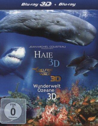 IMAX 3D-Box (3 Blu-ray 3D)