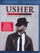 Usher - OMG Tour Live From London