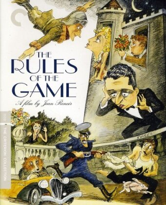 The Rules of the Game - La règle du jeu (1939) (Criterion Collection)