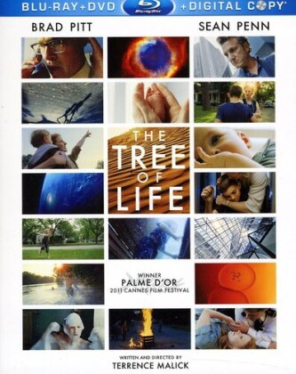 The Tree of Life (2010) (Blu-ray + DVD)