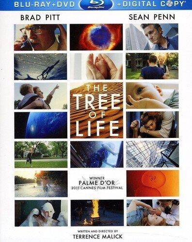 The Tree of Life (2010) (Blu-ray + DVD)