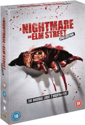 Nightmare on Elm Street Collection (8 DVDs)