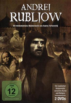 Andrej Rubljow (1966) (Russische Klassiker, s/w, 2 DVDs)
