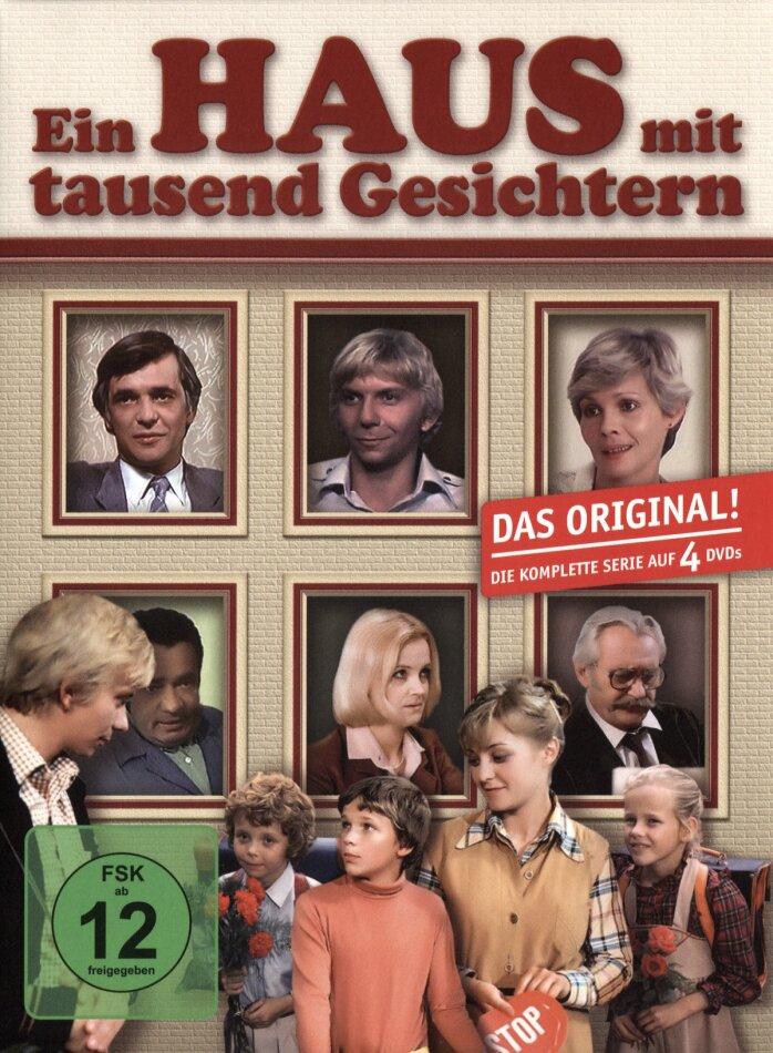 Ein Haus mit tausend Gesichtern (4 DVDs)