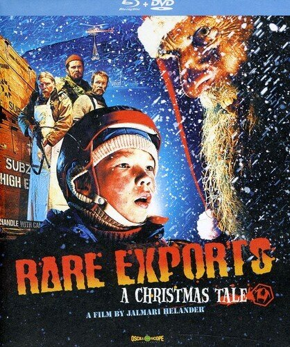 Rare Exports - A Christmas Tale (2010) (Blu-ray + DVD)