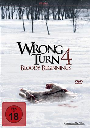 Wrong Turn 4 - Bloody Beginnings (2011)
