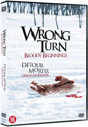 Wrong Turn 4 - Bloody Beginnings - Détour Mortel 4 - Débuts sanglants (2011)