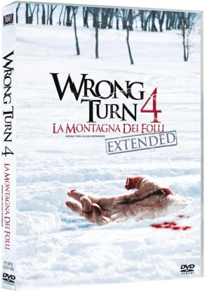 Wrong Turn 4 - La montagna dei folli (2011) (Extended Edition)