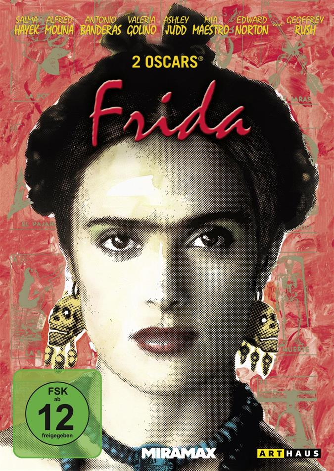 Frida (2002) (Arthaus, Single Edition)