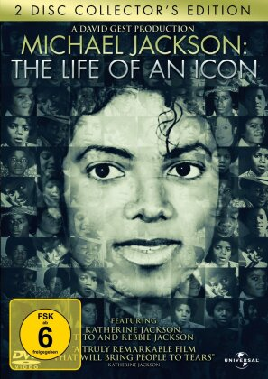 Michael Jackson - The life of an icon (Collector's Edition, 2 DVD)