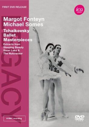 Margot Fonteyn, … - Tchaikovsky - Ballet Masterpieces (ICA Classics, Legacy Edition)