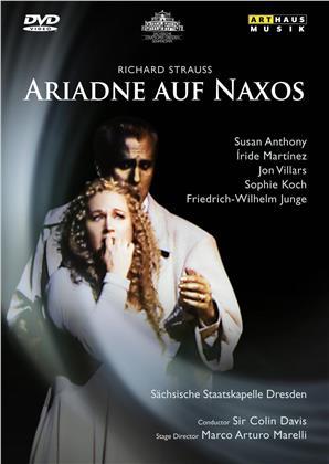 Sächsische Staatskapelle Dresden, Sir Colin Davis, … - Strauss - Ariadne auf Naxos (Arthaus Musik)