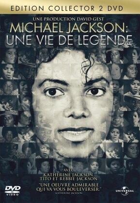 Michael Jackson - Une vie de legende (Collector's Edition, 2 DVD)