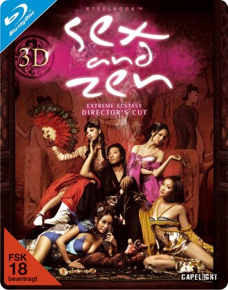 Sex and Zen - Extreme Ecstasy (2011) (Steelbook)