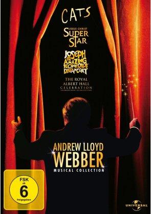 Andrew Lloyd Webber - Special Celebration Box (4 DVDs)