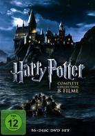 Harry Potter 1 - 7 - Complete Collection (16 DVDs)