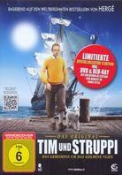 Tim und Struppi - Das Geheimnis um das goldene Vlies (Édition Limitée, Blu-ray + DVD)