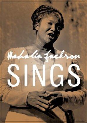 Mahalia Jackson - Sings