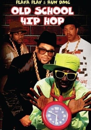 Run DMC - Old school hip hop (2 DVDs)