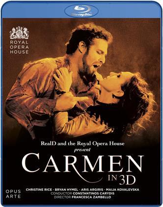 Orchestra of the Royal Opera House, Constantinos Carydis, … - Bizet - Carmen (Opus Arte)