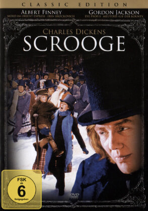 Scrooge (1970) (Classic Edition)