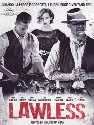 Lawless - The Wettest County (2012)