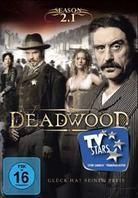 Deadwood - Staffel 2.1 (2 DVDs)