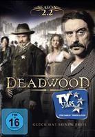 Deadwood - Staffel 2.2 (2 DVDs)