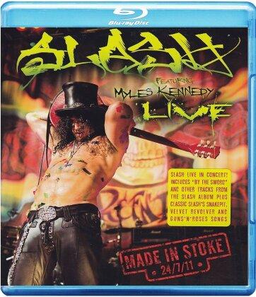 Slash & featuring Myles Kennedy - Made In Stoke 24/7/11