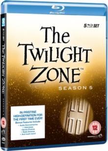 The Twilight Zone - Season 5 (4 Blu-rays)