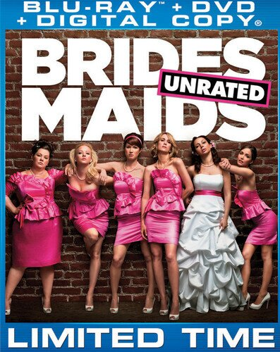 Bridesmaids 2011 Unrated Blu Ray Dvd Cede Com