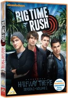 Big Time Rush - Season 1.1 (2 DVDs)