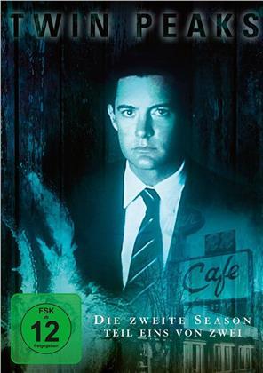Twin Peaks - Staffel 2.1 (Neuauflage, 3 DVDs)