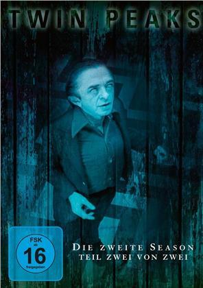 Twin Peaks - Staffel 2.2 (Neuauflage, 3 DVDs)