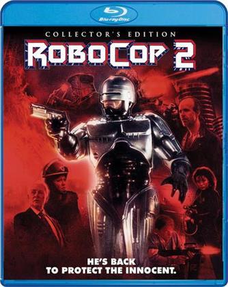 Robocop 2 (Collector's Edition) - Robocop 2 (Collector's Edition) / (Coll Ws) (1990) (Collector's Edition, Widescreen)