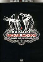 Karaoke - Michael Jackson - Canta sus conciones