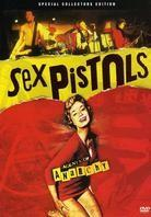 The Sex Pistols - Agents of anarchy (DVD + CD)