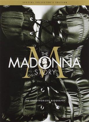Madonna - The Madonna story (DVD + CD)