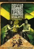 Various Artists - Reggae Legends Natural Mystic - A Jamaican walk (DVD + CD)
