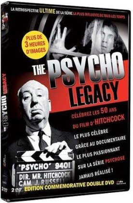 The Psycho Legacy (2010) (2 DVDs)