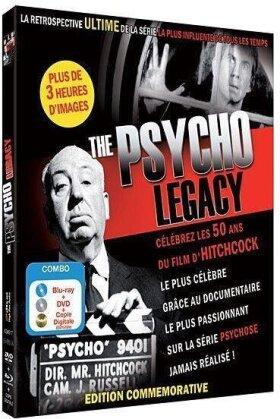 The Psycho Legacy (2010) (Blu-ray + DVD)