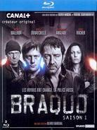 Braquo - Saison 1 (3 Blu-rays)